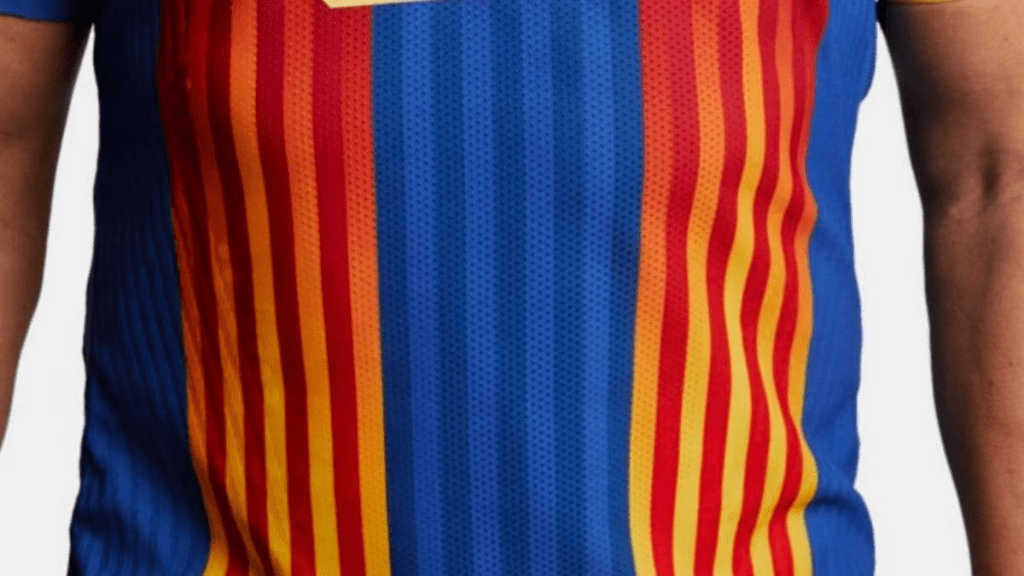 maillot clasico fc barcelone 2021 img3